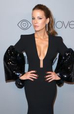 KATE BECKINSALE at Instyle and Warner Bros Golden Globes After-party in Los Angeles 01/07/2018