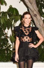 KATE BECKINSALE at W Magazine Celebrates Its Best Performances Portfolio and Golden Globes in Los Angeles 01/04/2018