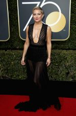 KATE HUDSON at 75th Annual Golden Globe Awards in Beverly Hills 01/07/2018