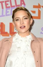 KATE HUDSON at Stella McCartney Show in Hollywood 01/16/2018