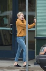 KATE HUDSON Out and About in Los Angeles 01/09/2018