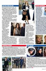 KATE MIDDLETON and MEGHAN MARKLE in You Magazine, South Africa February 2018
