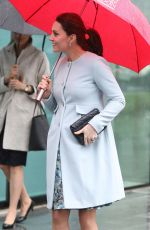 KATE MIDDLETON at Maurice Wohl Clinical in London 01/24/2018