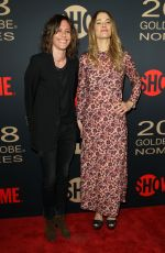 KATE MOENNING at Showtime Golden Globe Nominee Celebration in Los Angeles 01/06/2018