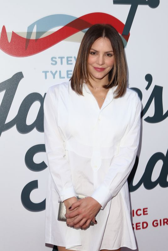 KATHARINE MCPHEE at Steven Tyler and Live Nation Presents Inaugural Janie