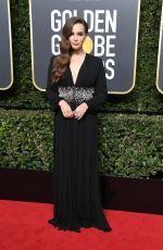 KATHERINE LANGFORD at 75th Annual Golden Globe Awards in Beverly Hills 01/07/2018