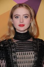 KATHRYN NEWTON at HBO's Golden Globe Awards After-party in Los Angeles 01/07/2018