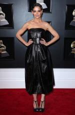 KATIE HOLMES at Grammy 2018 Awards in New York 01/28/2018