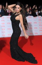 KATIE PRICE at National Television Awards in London 01/23/2018