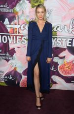 KATRINA BOWDEN at Hhallmark Channel All-star Party in Los Angeles 01/13/2018