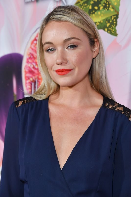KATRINA BOWDEN at Hallmark Channel All-star Party in Los Angeles 01/13/2018