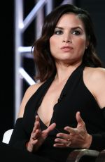 KATRINA LAW at The Oath Panel at TCA Winter Press Tour in Los Angeles 01/14/2018