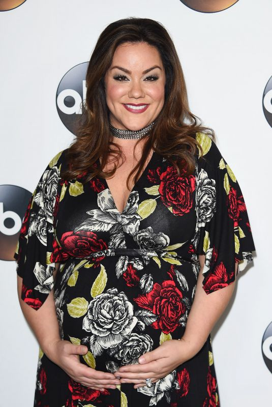 KATY MIXON at Disney/ABC Television TCA Winter Press Tour in Los Angeles 01/08/2018