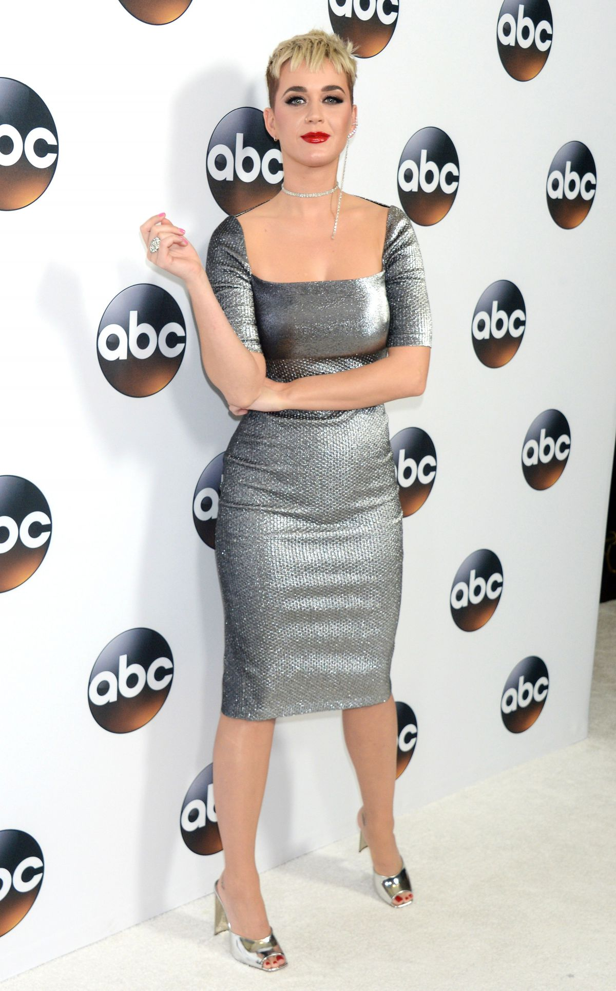 KATY PERRY at ABC All-star Party at TCA Winter Press Tour ...