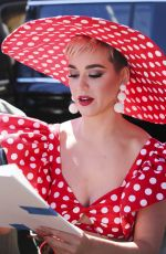 KATY PERRY Out and About in Los Angeles 01/23/2018