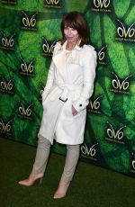 KAY BURLEY at Cirque Du Soleil Ovo Premiere in London 01/10/2018