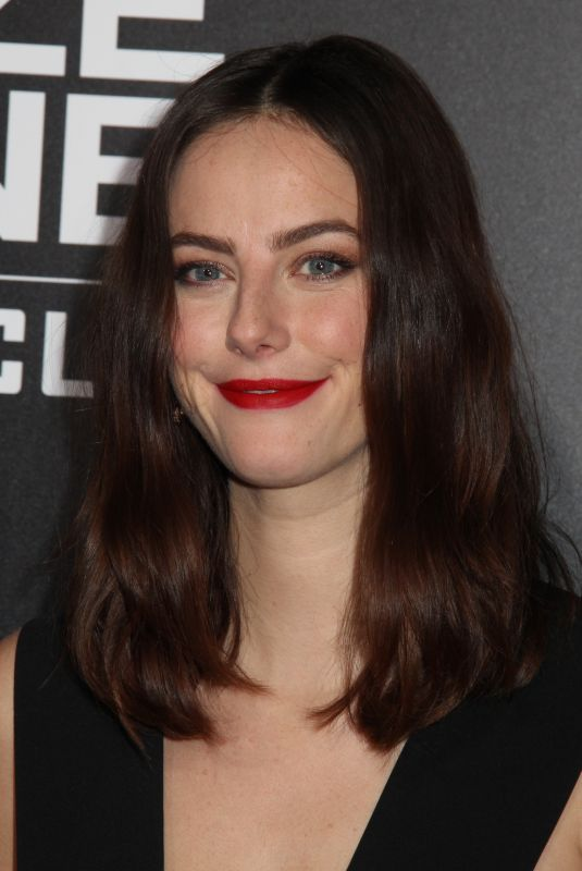 KAYA SCODELARIO at Maze Runner: The Death Cure Fan Screening in Los Angeles 01/18/2018