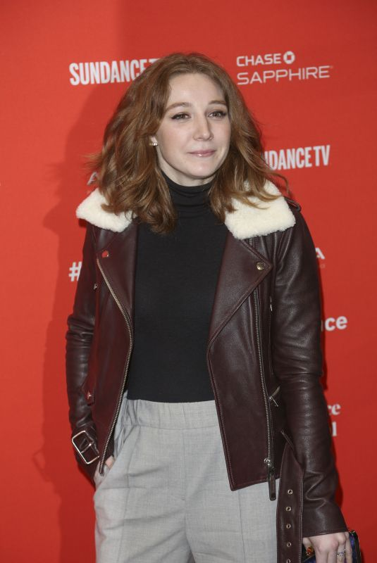 KAYLI CARTER at Private Life Premiere at Sundance Film Festival in Park City 01/18/2018