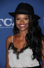 KEESHA SHARP at Fox Winter All-star Party, TCA Winter Press Tour in Los Angeles 01/04/2018