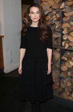 KEIRA KNIGHTLEY at Deadline Studio at Sundance Film Festival 01/21/2018