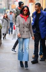 KEKE PALMER Out in New York 01/14/2018