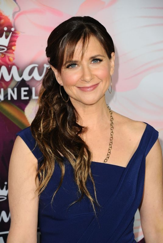 KELLIE MARTIN at Hallmark Channel All-star Party in Los Angeles 01/13/2018