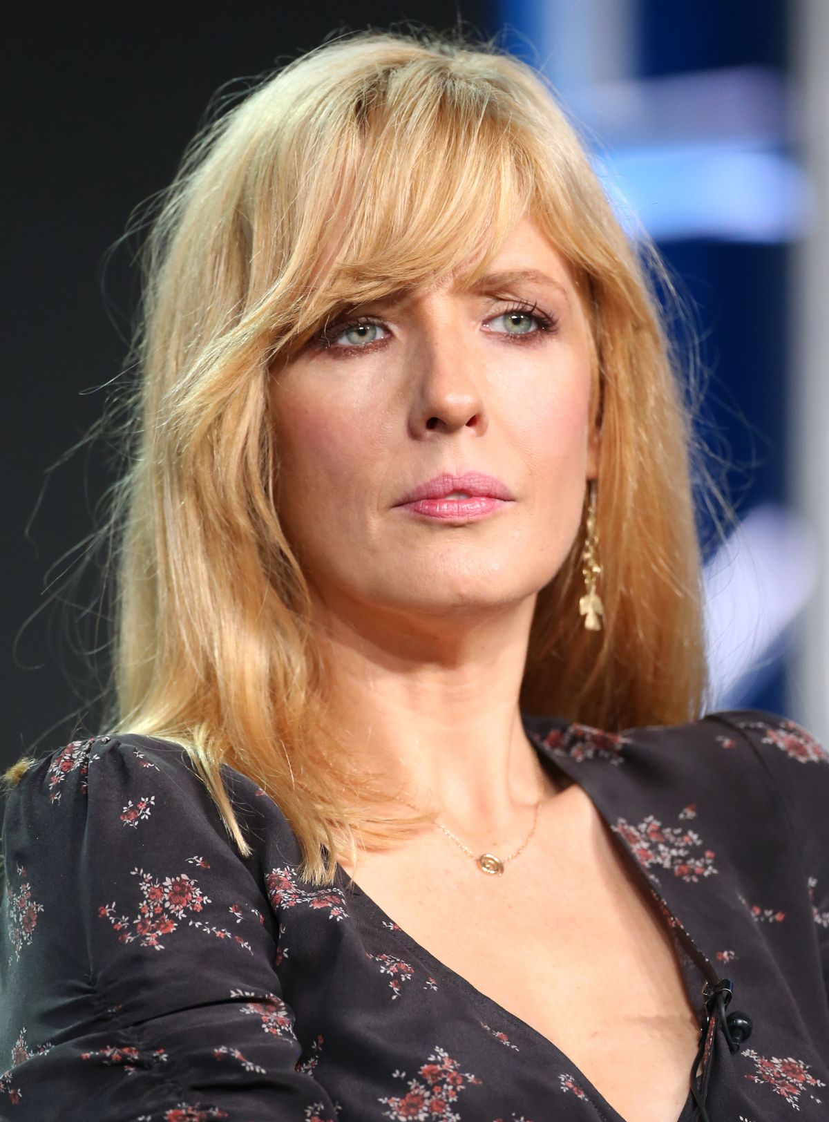 KELLY REILLY at Yellowstone Winter TCA Press Tour in ...