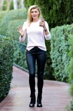 KELLY ROHRBACH Arrives at Beverly Hills Hotel in Beverly Hills 01/24/2018