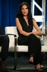 KELSEY ASBILLE CHOW at TCA Winter Press Tour in Pasadena 01/14/2018