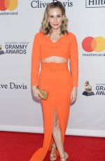 KELTIE KNIGHT at Clive Davis and Recording Academy Pre-Grammy Gala in New York 01/27/2018