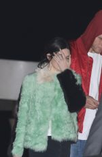 KENDALL JENNER and Blake Griffin Out for Dinner at Nobu in Nalibu 01/02/2018