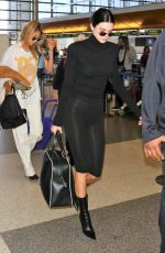 KENDALL JENNER at Los Angeles International Airport 01/12/2018