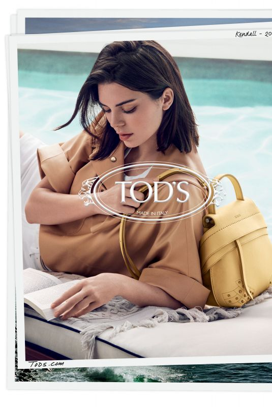 KENDALL JENNER for Tod