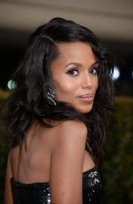 KERRY WASHINGTON at 75th Annual Golden Globe Awards in Beverly Hills 01/07/2018