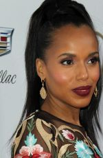 KERRY WASHINGTON at Producers Guild Awards 2018 in Beverly Hills 01/20/2018