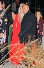 KESHA Arrives at a Grammy