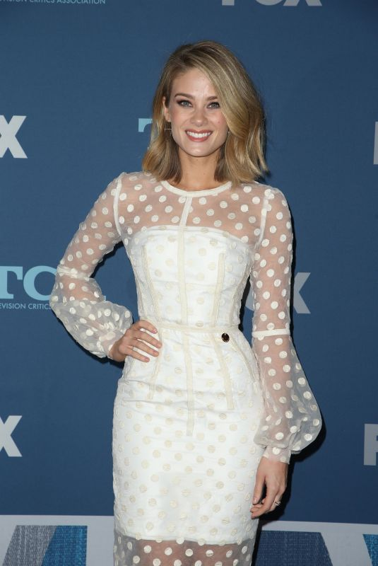 KIM MATULA at Fox Winter All-star Party, TCA Winter Press Tour in Los Angeles 01/04/2018