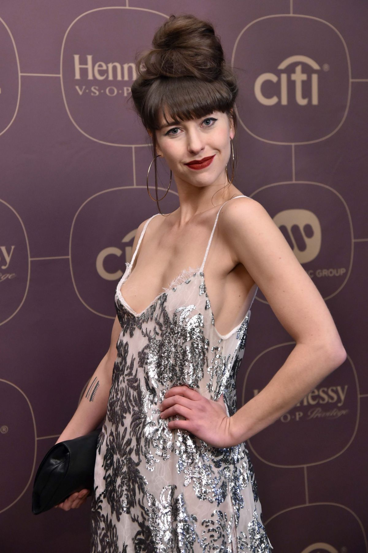 KIMBRA at Delta Airlines Pre-grammy Party in New York 01