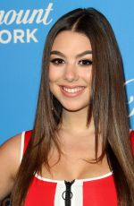 KIRA KOSARIN at Paramount Network Launch Party at Sunset Tower in Los Angeles 01/18/2018