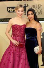 KRISTEN BELL at Screen Actors Guild Awards 2018 in Los Angeles 01/21/2018
