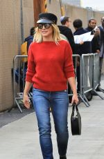 KRISTEN BELL Out and About in Los Angeles 01/16/2018