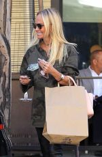 KRISTIN CHENOWEETH Out for Lunch in Beverly Hills 01/17/2018