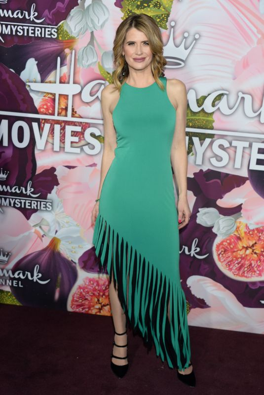 KRISTY SWANSON at Hhallmark Channel All-star Party in Los Angeles 01/13/2018