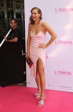 KSENIJA LUKICH at I, Tonya Premiere in Sydney 01/23/2018