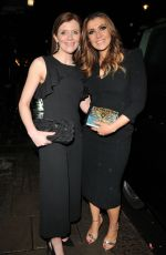 KYM MARSH and JANE DANSON at Radio Times Covers Party in London 01/30/2018