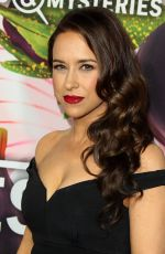 LACEY CHABERT at Hhallmark Channel All-star Party in Los Angeles 01/13/2018