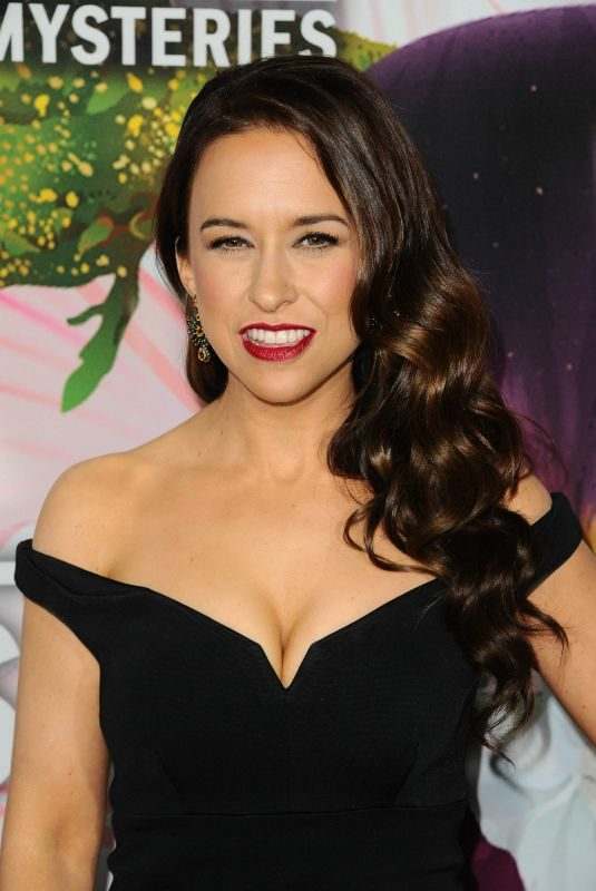LACEY CHABERT at Hallmark Channel All-star Party in Los Angeles 01/13/2018
