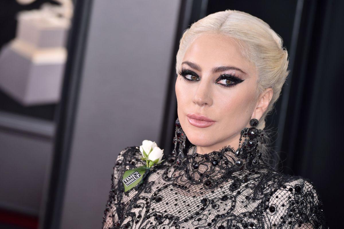 LADY GAGA at Grammy 2018 Awards in New York 01/28/2018 ... Lady Gaga