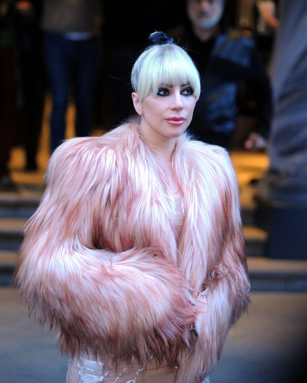 Lady Gaga - HawtCelebs Lady Gaga