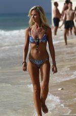 LADY VICTORIA HERVEY in Bikini on the Beach in Barbados 01/02/2018
